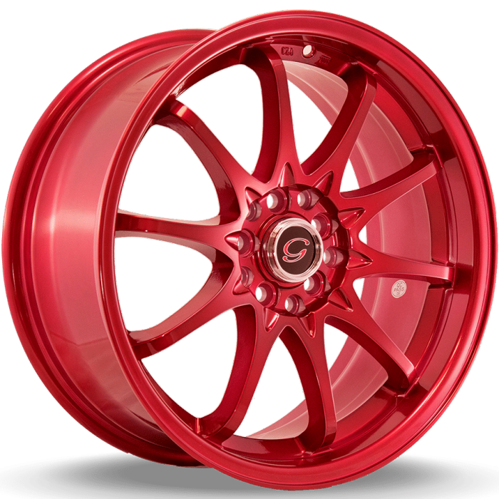 G-Line 1018 Metallic Red